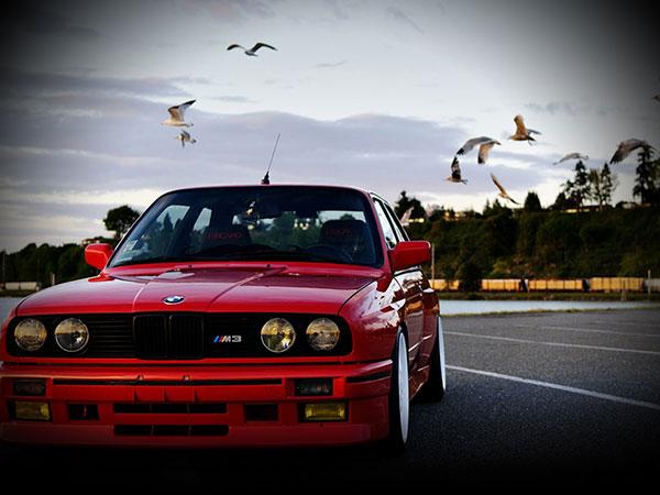 宝马E30 M3