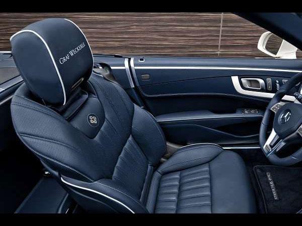 奔驰SL500