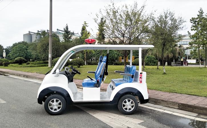 特种电动车辆