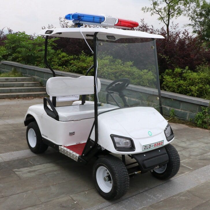 2~8座微型电动巡逻车