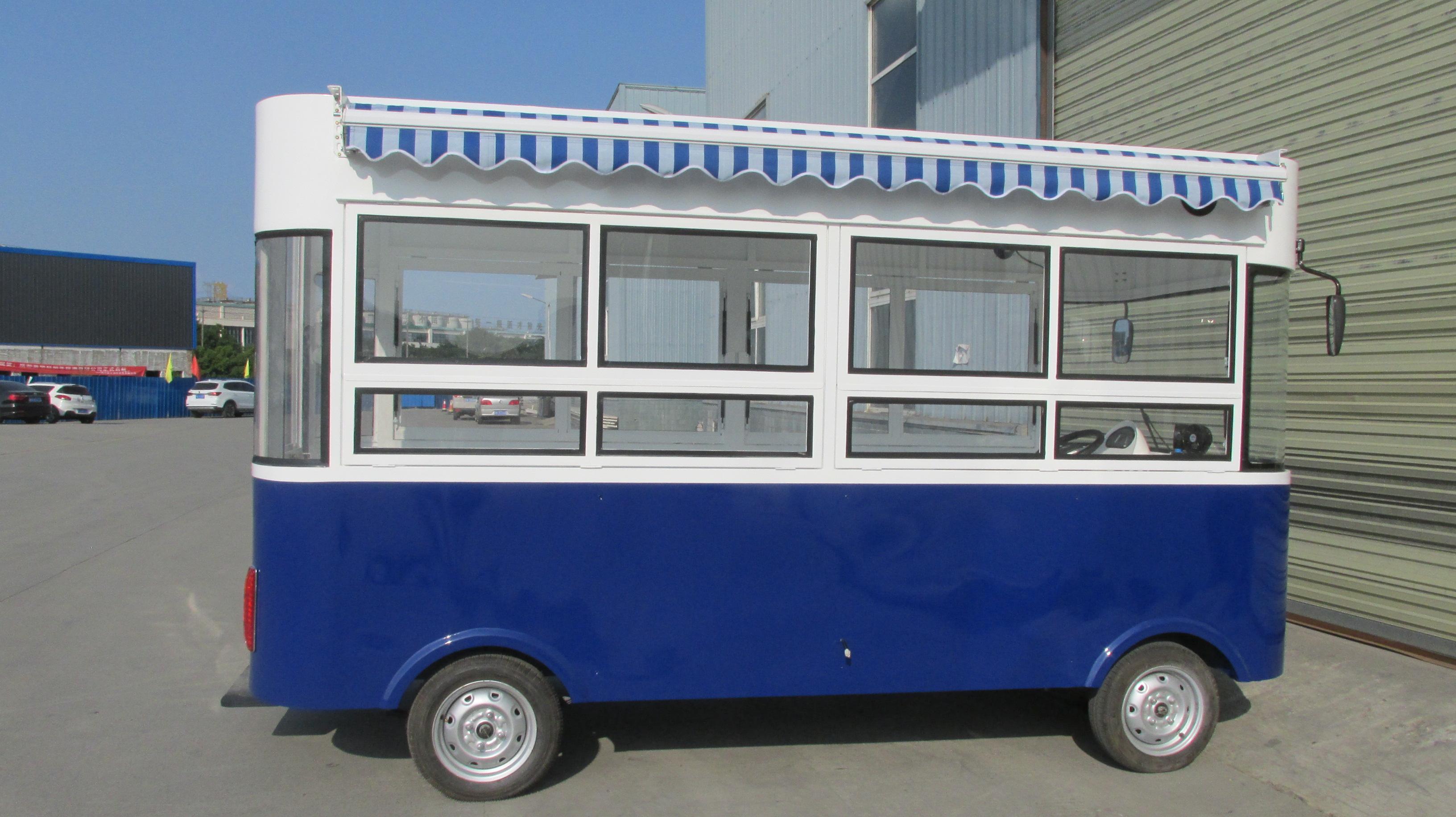 特种警用车(送餐车、押送车等)