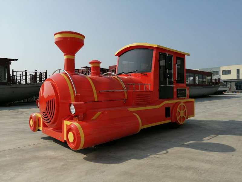 48座、52座燃油小火车