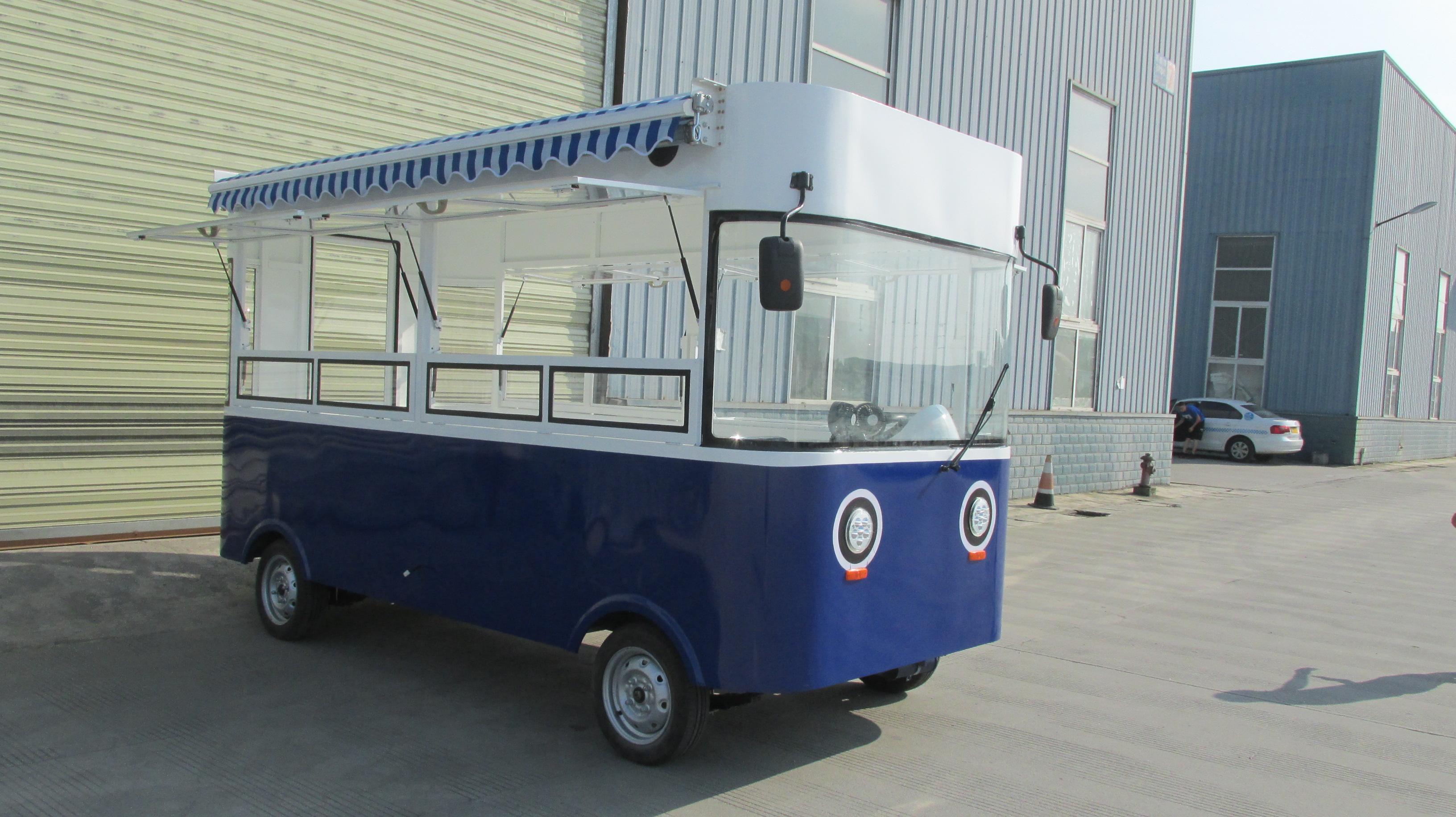 电动移动餐车系列