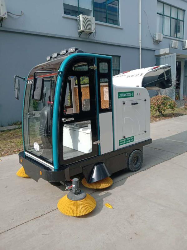 电动清扫车系列
