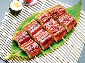 东龙烤鳗——串烧