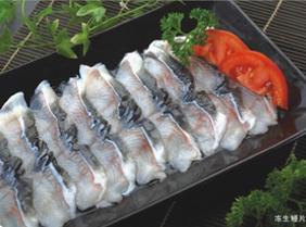 东龙烤鳗——冻生鳗片