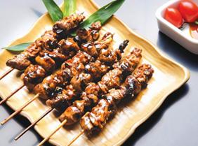 东龙烤鳗——肝串