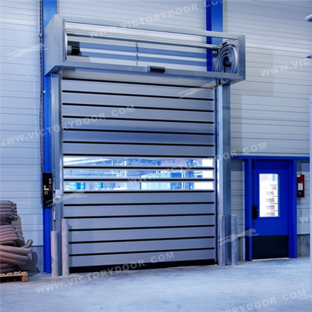 EFA-SST® High-speed Spiral Door