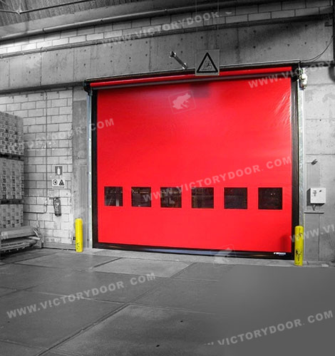 CM3 Compact High Speed Door