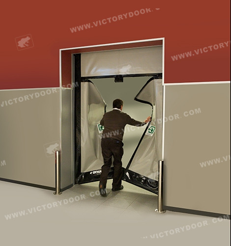 D-313 Emergency High Speed Door