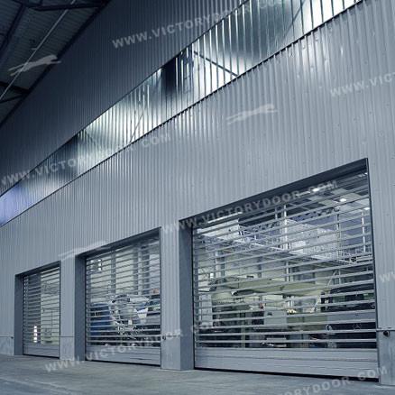 EFA-STT®全透视高速螺旋卷门