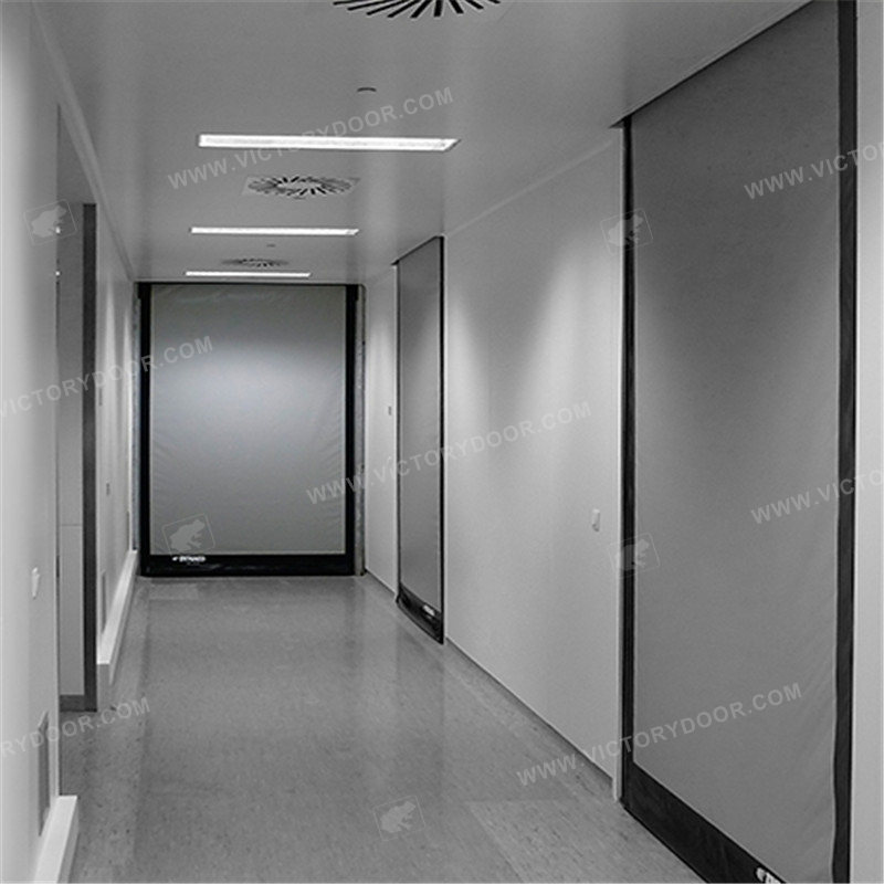 clean room dedicated door