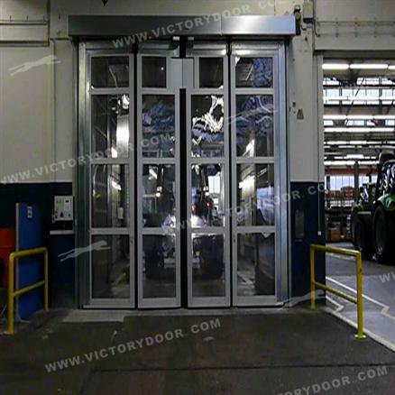 高速折叠门