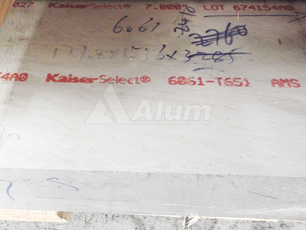 AA6061T6/T651