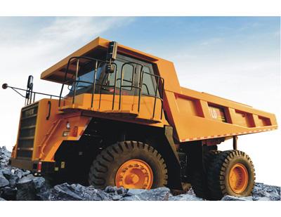 非公路礦用自卸車