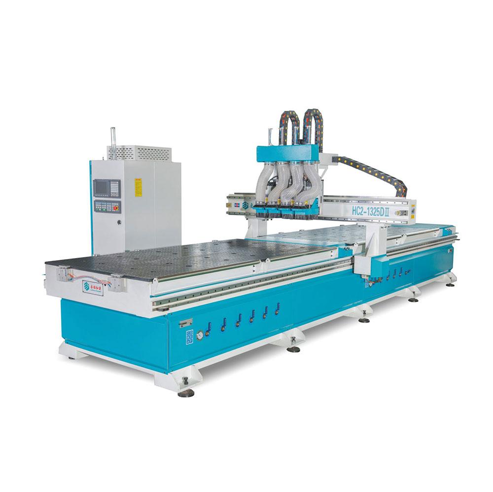HC2-1325DⅡ双工位生产线