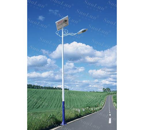 锂电太阳能路灯