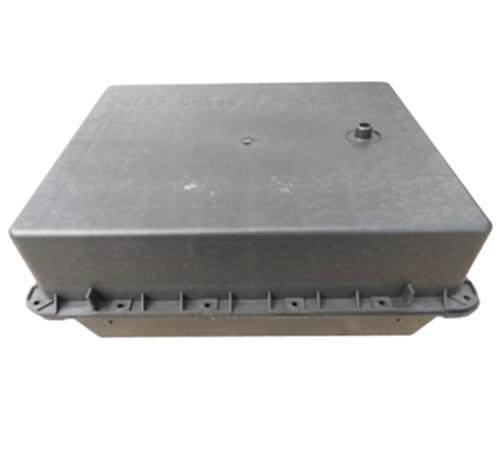 Solar buried box