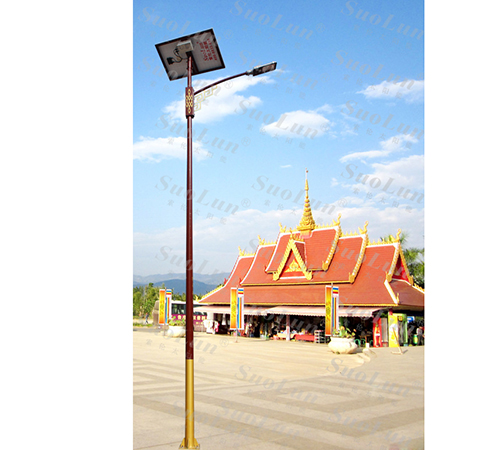 锂电太阳能路灯-民族特色锂电太阳能路灯