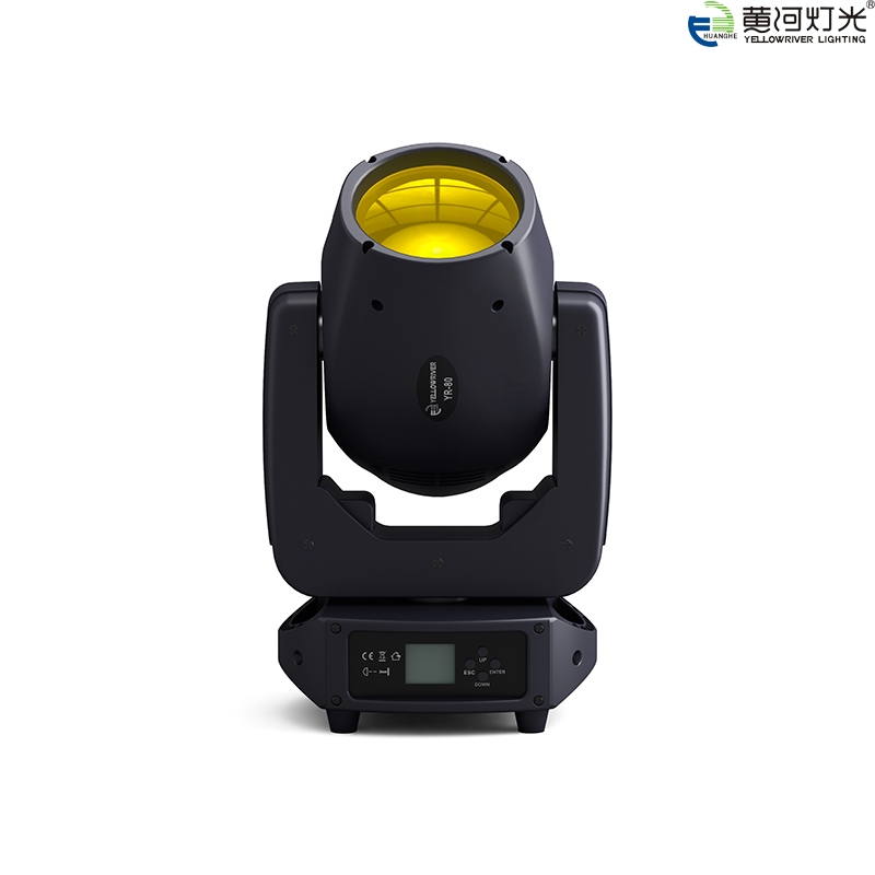 YR-80                                                                                LED Moving Head