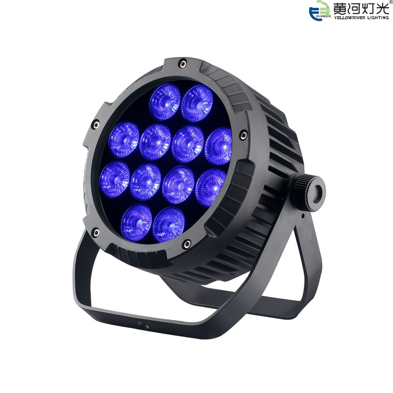 YR-QP1012Q                                                                             LED PAR LIGHT