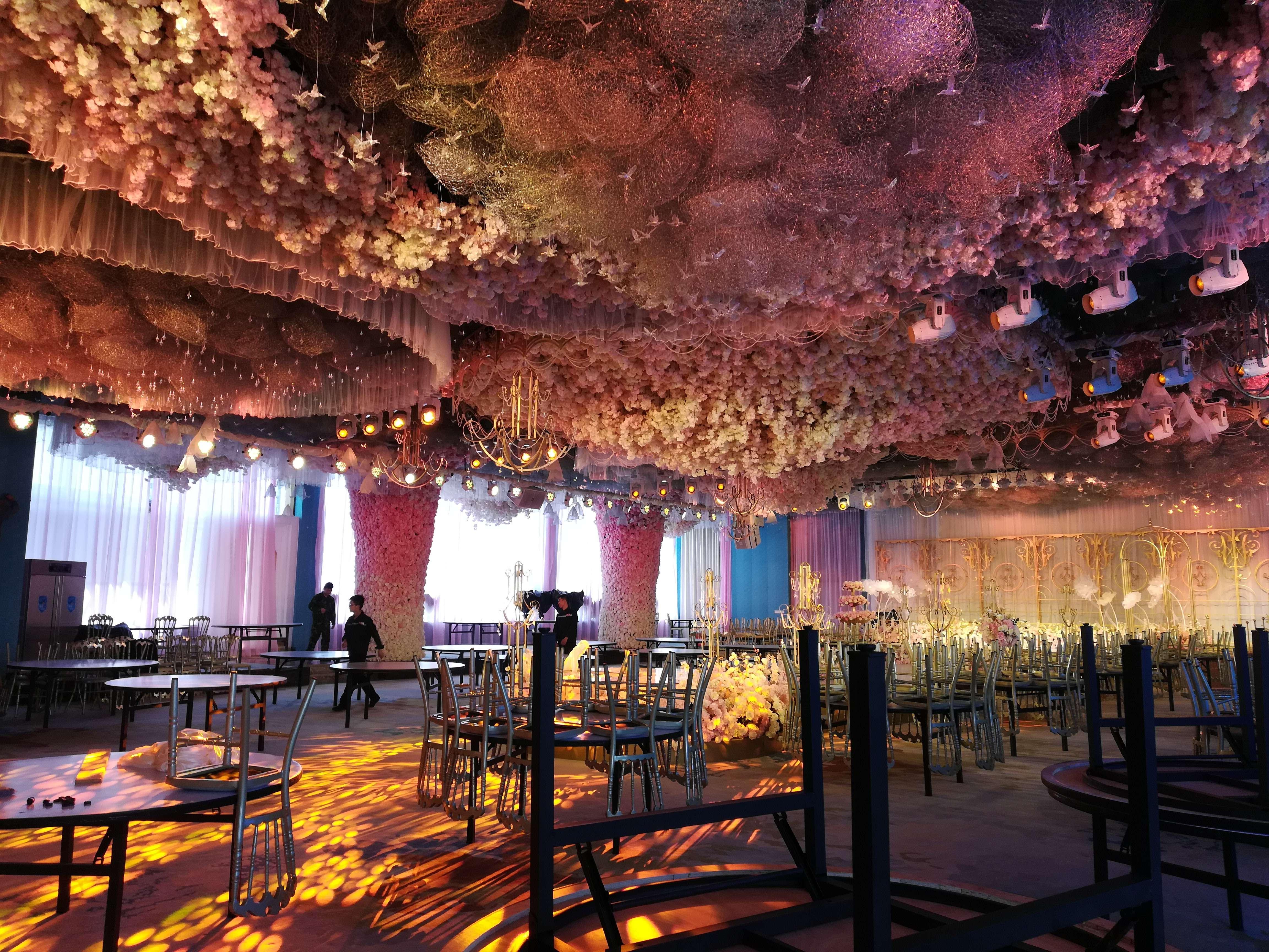 榆林朝阳宴会厅