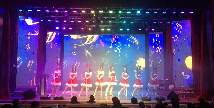 黑龙江省龙江剧院剧场