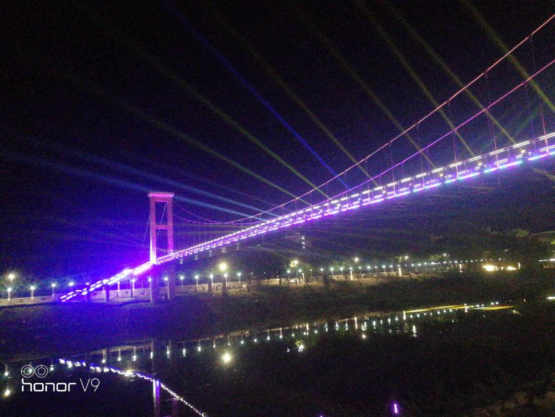 四川自贡南湖大桥