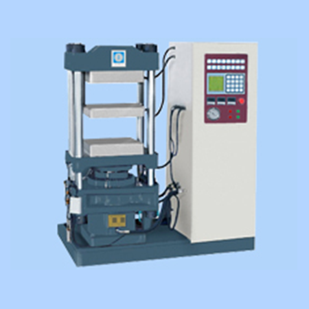 UTR-6170-D 双层平板硫化机