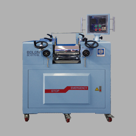 LABORATORY ROLL MILL(oil heating cooling instrument control type) 4