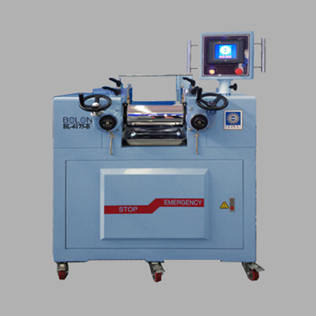 LABORATORY ROLL MILL(oil heating instrument control type) 5