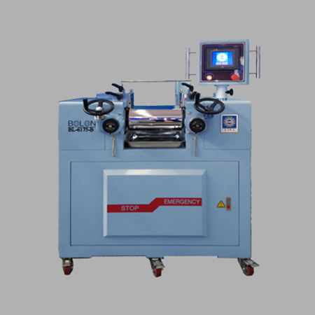 LABORATORY ROLL MILL(oil heating instrument control type) 6