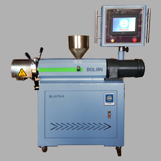 LABORATORY SINGE-SCREW EXTRUDER 2
