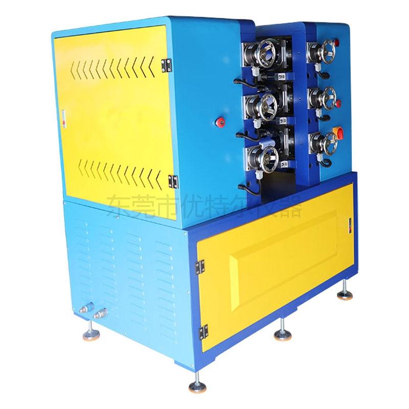 UTR-6175-C 三层共挤开炼机(电热冷却/程控型)