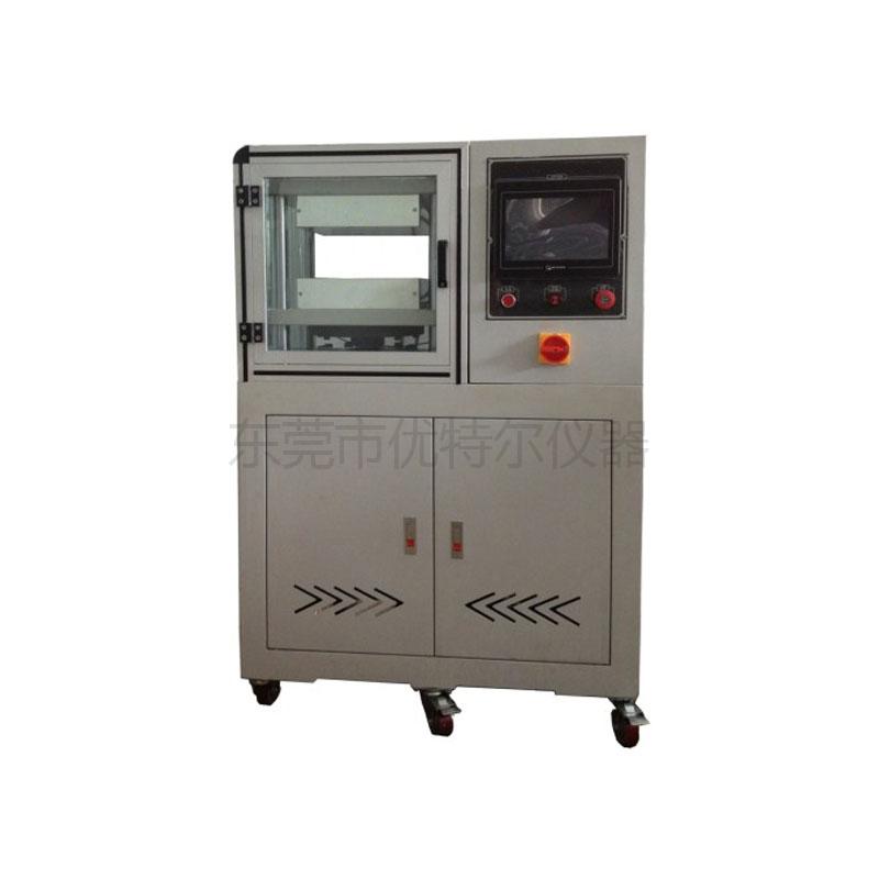 UTR-6170-B 实验室平板硫化机