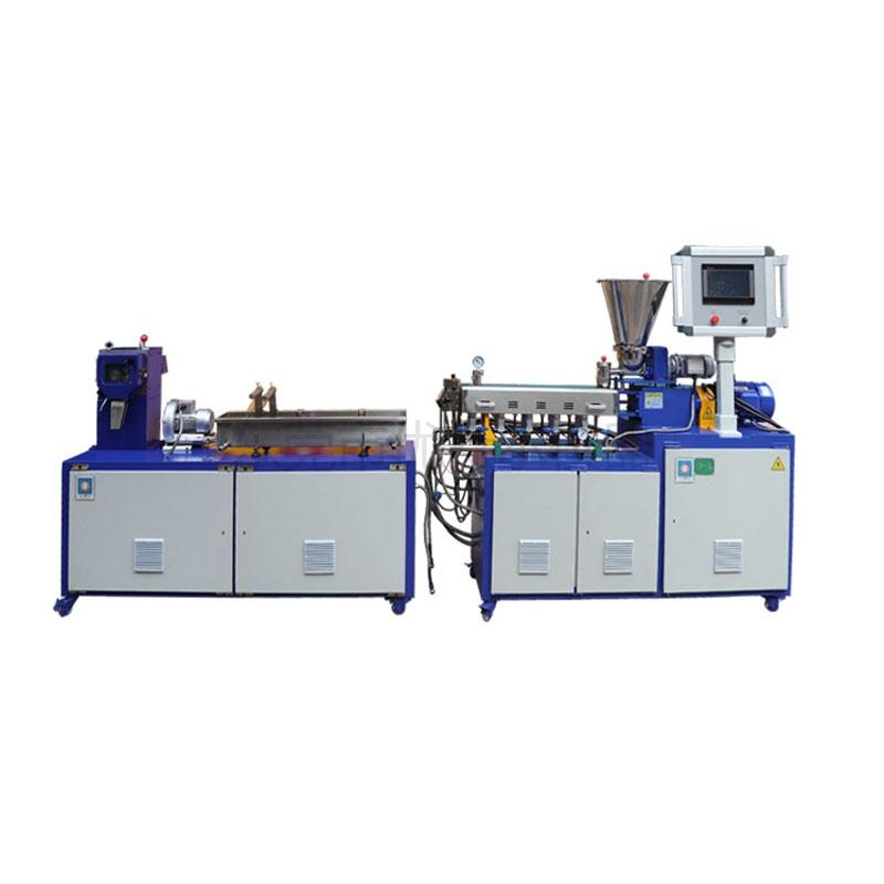 UTR-6177-B 双螺杆挤出机组生产型/PLC程序控制