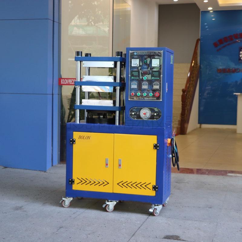UTR-6170-A 橡胶平板硫化机/仪表型