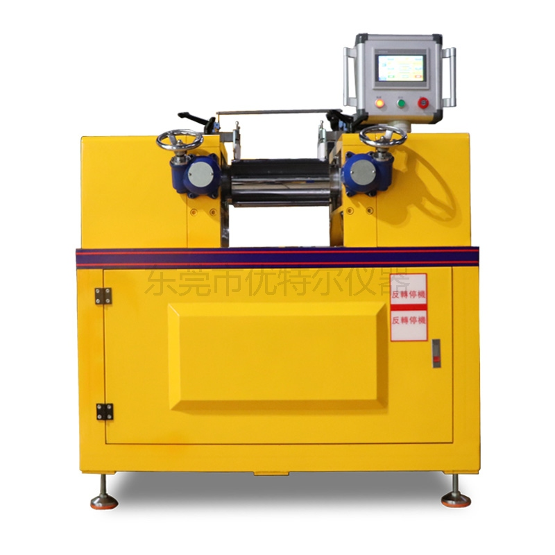 UTR-6175-BL 橡胶开炼机(电热/冷却/双调速)