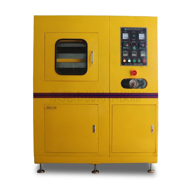 UTR-6170-A 平板硫化机(双层/仪表型)