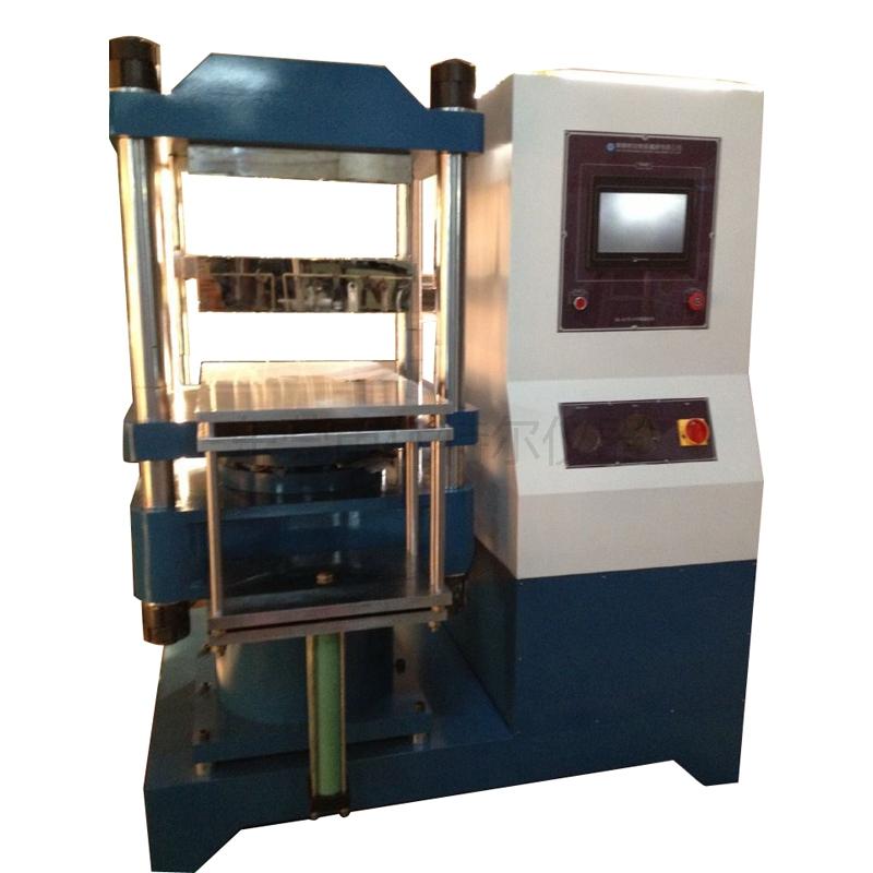 UTR-6170-D 自动喂料平板硫化机/程控型