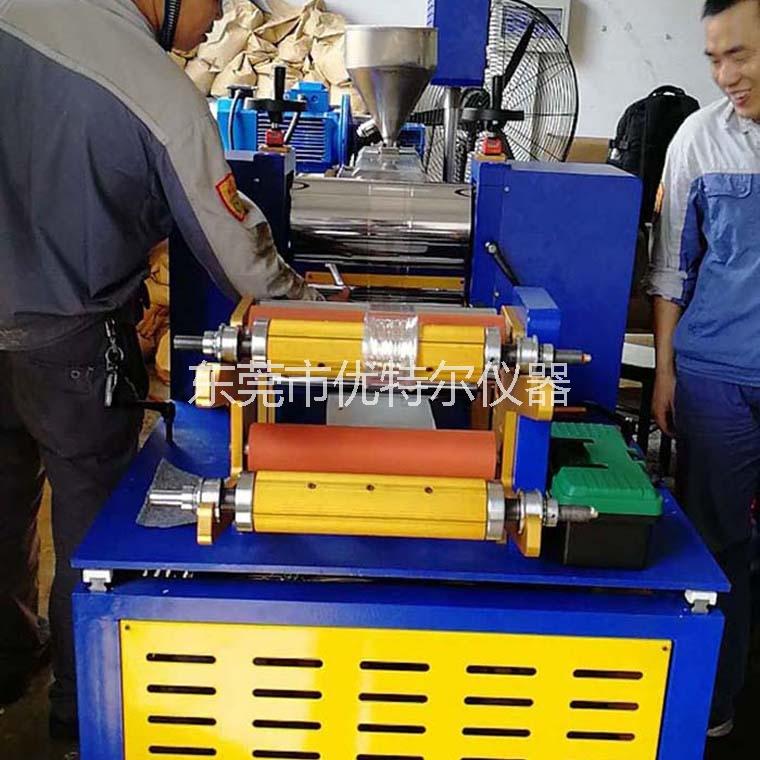 UTR-6176 实验室单螺杆流延机/程控型