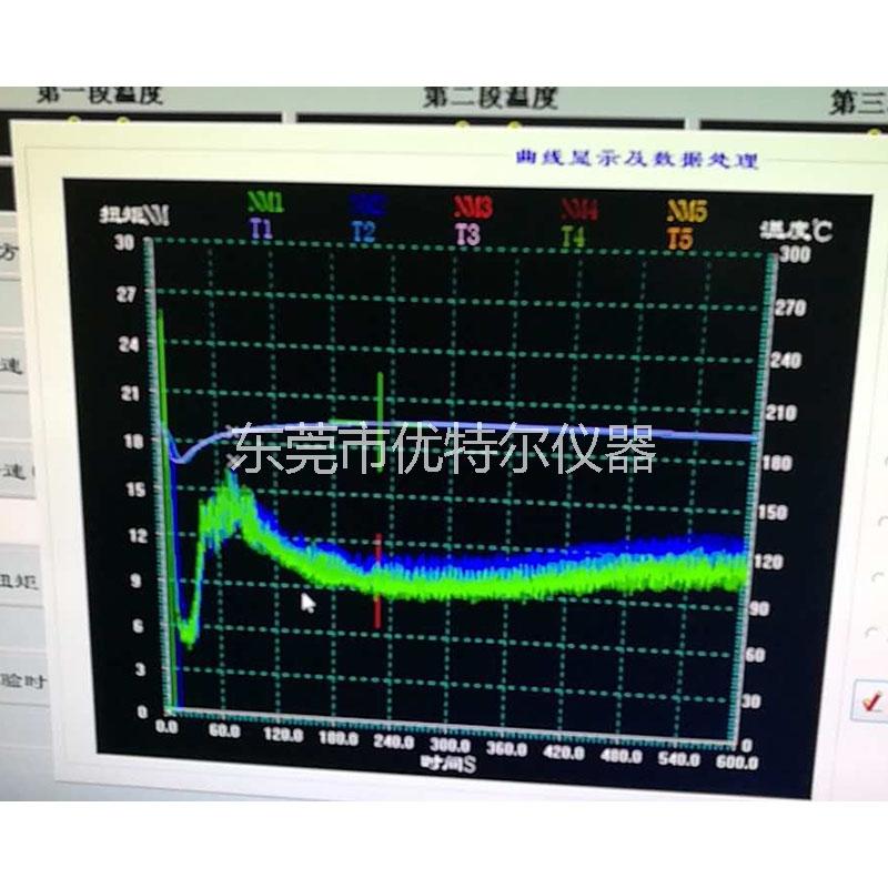 UTR-6186 混炼单元转距流变仪