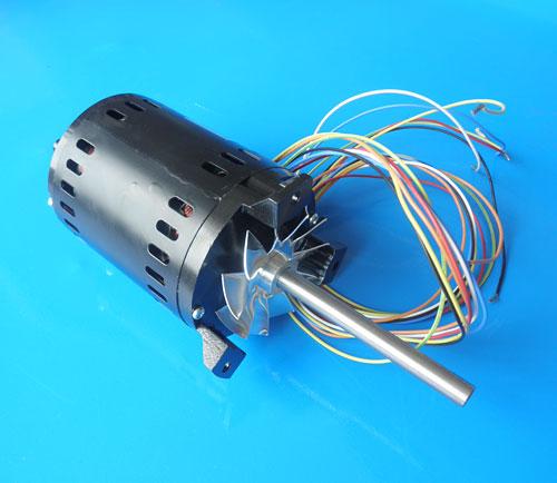 Hot air motor
