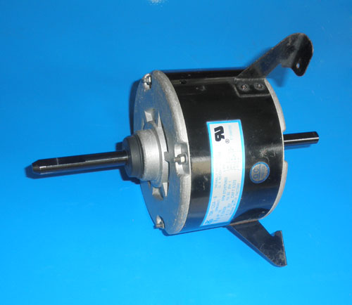 双轴空调电机
