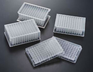 laboratory supplies—Deep well plate