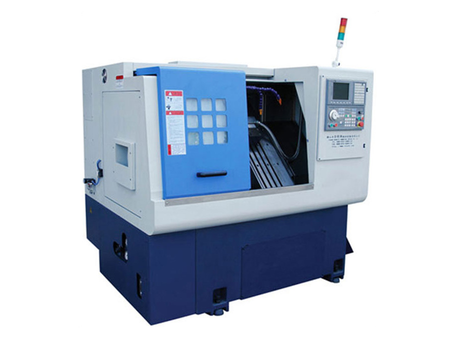 Turn-milling lathe applications