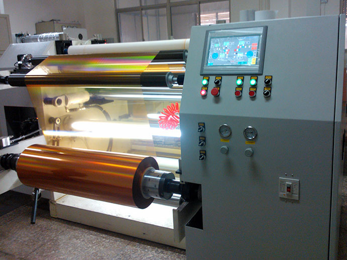 Slitting machinery applications
