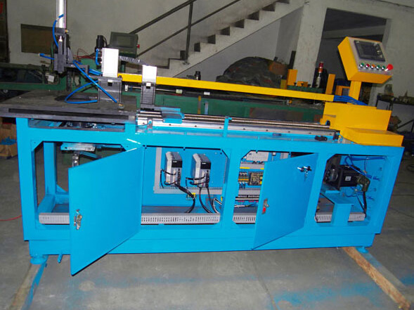 Pipe bending machinery applications