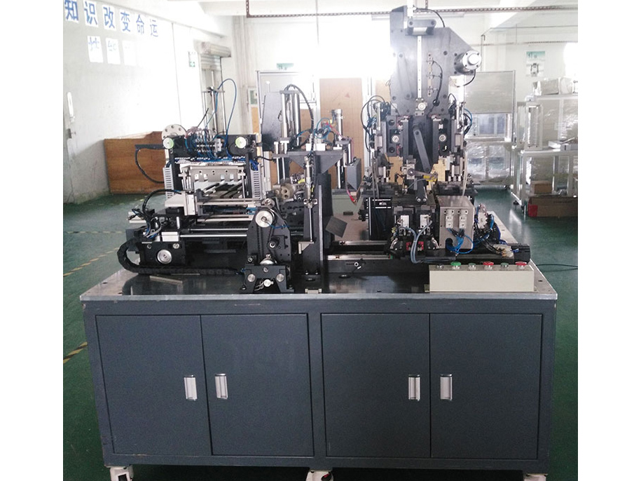 Automatic lithium battery production equipment applications