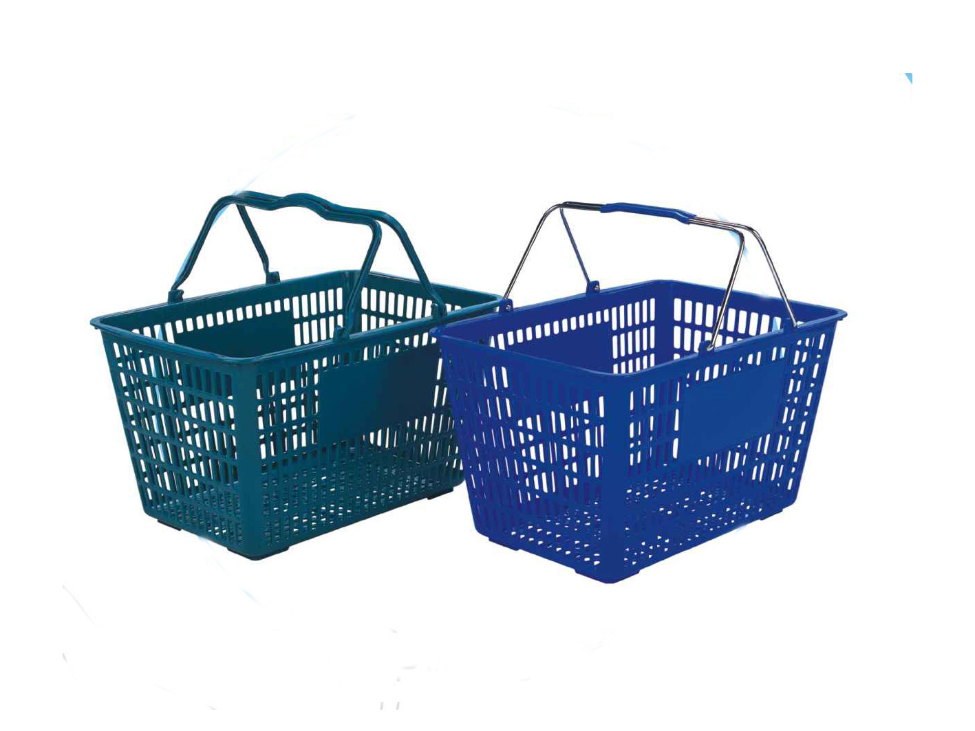 pw605 塑料购物篮